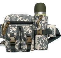 Free shipping outdoor fun & sports waist packs military tactical men travel bags messenger bag waterproof waist bag
