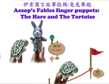 FP801 The story of the tortoise and the hare refers to accidentally set fairy tale world refers(China (Mainland))