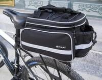 Bicycle pannier / optional bike pack / ride packet pack