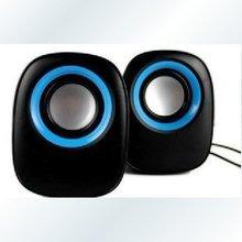 Lovely Q egg promotion product 2.0 laptop speakers USB power supply(China (Mainland))