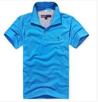 Free shipping!2014 men New arrive casual t shirt!Men's fashion shirt!100 cotton!size M-xxl!