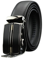 Men Genuine Leather belts Second Layer  Cowskin Brand designer Fashion Automatic buckle Cintos Cinturon MZ027 New arrival