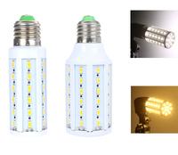 High Brighter 12W 15W SMD 5730 E27 E14 90-260V Dimmable LED Corn Light Bulb Warm/Cool White For Living Room