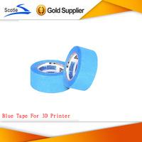 Flashforge Blue high Temperature Tape For 3D printer 50MMX5M Masking Tape