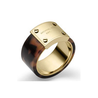 2014 New! Fashion Quality copper Letter ring for women 3 colors available