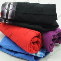 4 pcs/lot Sexy Fashion Skull Men Underwear Cotton Best quality brand Boxers Shorts cueca Mix color Black Purple Blue Red