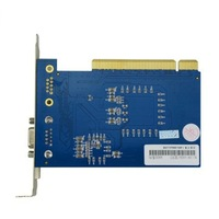free shipping 8 Ch Real Time H.264 960H PCI Capture DVR Surveillance Cards for CCTV Support win7 win 8(64bit)