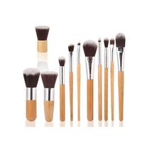Professional Portable Cosmetic Makeup Brushes (11 PCS)