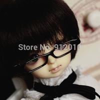 Cute Square Glasses for 1/6 YOSD 1/4 MSD BJD Doll Super Dollfie Accessories