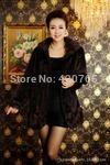 Women's Clothing Coats Jackets Faux Fur Trendy upscale middle-aged women #21270
