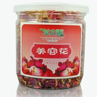 30g/Can Azalea dry flower petals tea menstruation ericaceae Beauty skin care beauty and radiation protection