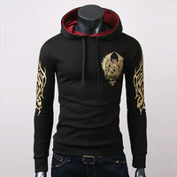 moleton masculino hot selling hoody for men embrodery tech cool pullover for male 4 colors fashion & comfortable free shipping