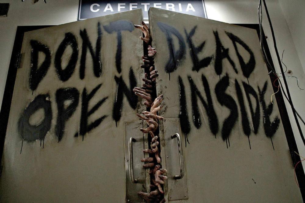 Walking Dead Bedroom Wallpaper P0101 The Walking Dead Poster