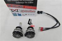 2014 TXT LED Headlight Headlight Kit H7 H11 9005  20W 2400LM 6000K Waterproof  For KIA FORD CHEVROLET SKODA VW Freeshipping