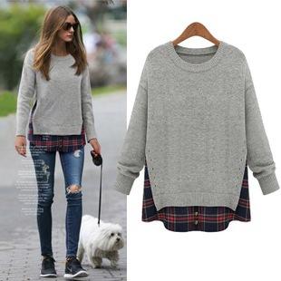 [해외]스웨터 2014 여성 패션 롱 가디건 여성 긴 Retail 착실히 보..