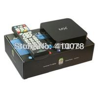 1Pc Original MX MX2 XBMC Midnight Android 4.2 Dual Core TV Box 1G RAM 8G ROM WiFi Sports Adults Fully Loaded Google TV Box HDMI