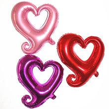 Lovely Heart Balloons Wedding Decorations Ball Latex Birthday Balloons party supplies(China (Mainland))