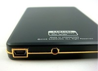 """Free Shipping!!!! USB 2.0 100G Portable Size HDD External Hard Drive/Disk 100GB 2.5"""" Wholesale!!!"""
