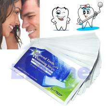 Free Shipping Professional 28Pcs/pack Teeth Whitening Strips Tooth Bleaching Whiter Whitestrips Set
