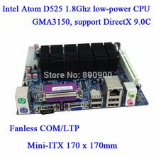 intel atom motherboard fanless promotion