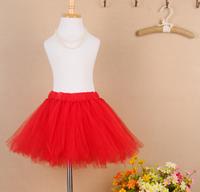 Pettiskirt With Ruffle Baby Tutu Skirt  Girl Skirt Baby Girl Ball Gown Girls Tutu Ballet Skirt Kids Princess Skirts