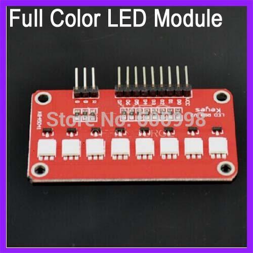 Фото Электронные компоненты 10pcs/lot SCM /arduino Full Color LED Module
