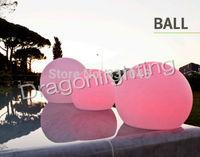 40cm RGB remote control PE luminous furniture/ LED floating ball /LED magic ball