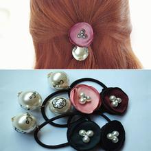 wholesale rhinestone hair tie
