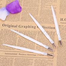 10 PCS Cream White Plastic Royal Jelly Pen Beekeeping Tool(China (Mainland))