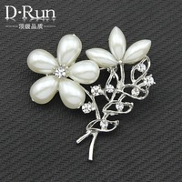 Wholesale Gift Fashion Cheap Jewelry Rhinestone Brooches For Wedding Crystal Brooch Pins Free Shipping
