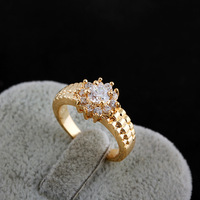 Euramerican Fangle Ring Size 7/8 For Young and Fashionable  Crowd J1041