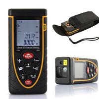 3Days Ship Out!  NEW 80M Portable Laser Distance meter Rangefinder Finder Handheld measure instrument  With Min/in/ft