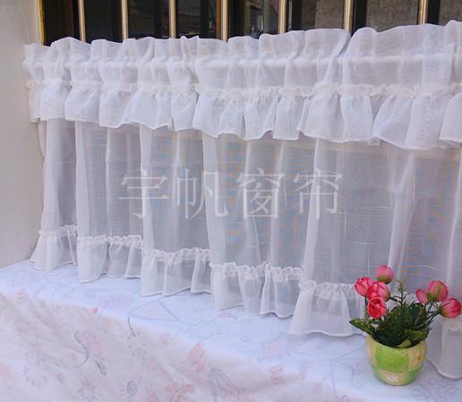Comprar nuevo blanco cocina corta cortina - Comprar cortinas para cocina ...