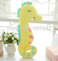 cute plush dolls hippocampus long hold pillow  boyfriend gift free shipping 130cm