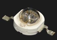 2pcs 5W 4-chips 365nm UV LED ultraviolet light high power lamp 5watt bead diodes