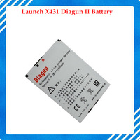 DHL Free Shipping Original Launch x431 Diagun Battery