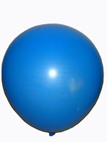 hot sale Wedding Birthday Party Decoration Magic Ballons Assorted Latex Long Balloon  blue color 2pcs  36 inch 25g/pcs