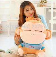 40cm  Lovely YOCI MONKEY Pair Soft Stuffed Plush Animal Doll Toys Cute  Pendant Car Decoration 2 piece/lot