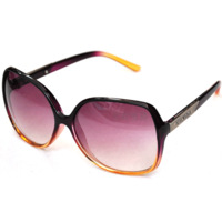 Women's sun glasses 2014 big box uv women's sunglasses vintage sunglasses