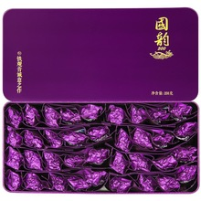 Oolong tea fragrance type premium tie guan yin tea gift box