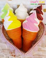 12pcs/lots 16cm Jumbo ice-cream squishy