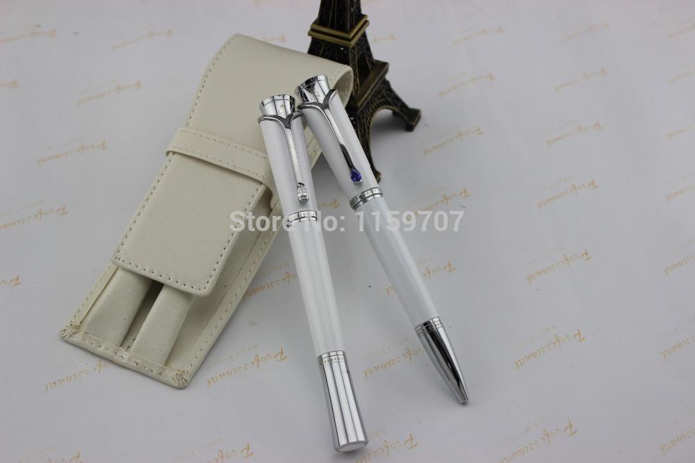 Free shipping is Princess grace kelly Monaco. Ytr45368967/ Roller Ball Pen / Ballpoit Pen /+pen bag # best gift business(China (Mainland))