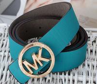 Manufacturers selling 2014 han edition Detonation model latest Belts for women lady's belt ring buckle belt letter new free ship