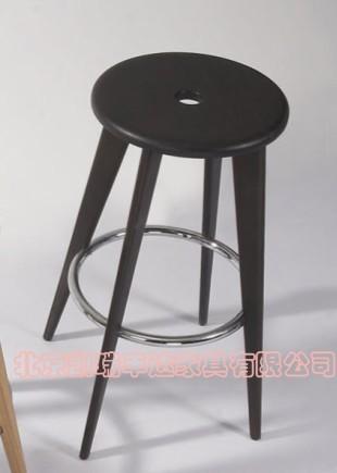 kerry madeira mobília nova minimalista barra tamborete fezes atmosfera elegante qualidade exportação único produto promoções(China (Mainland))