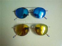 Brand Fashion Sunglasses Men Pilot Aviator Oculos Sun glasses Designer Sports Eyewear Optical Lens Free Shipping New Arrival 102