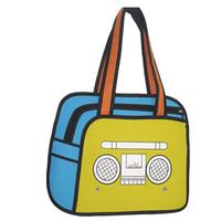 Cartoons bag top bag trend bags three-dimensional 3d bag