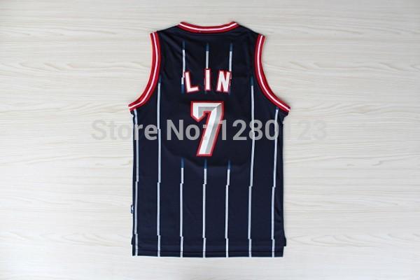 Houston Jeremy Lin retro basketball jersey basketball shirt Basquete jersey Rev 30 retro(China (Mainland))