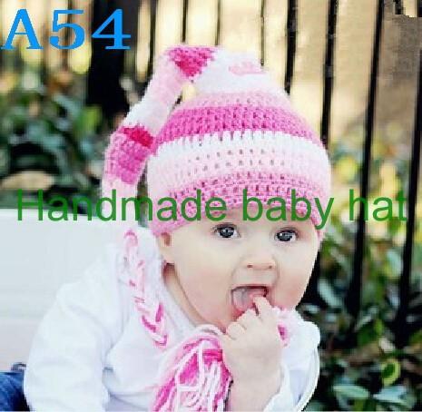 Free shipping Baby hat handmade crochet hat newborn photography props NEW hotspot!(China (Mainland))