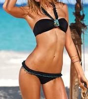 SUMMER new 2014 sexy vs bikinis set Underwear Diamond swimsuit Push Up bikini brand swimwear women swim suit bathing suit XS-L