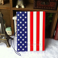 New American Flag Despicable Me passport sets holder sets of documents to travel abroad must Card & ID Holders